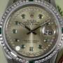 Rolex Datejust mit Champagner Zifferblatt