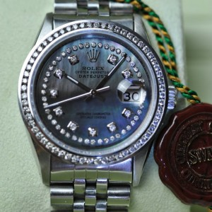 Rolex Datejust Mother of Pearl