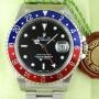 Rolex GMT Master Pepsi rot blau