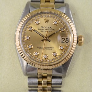 Rolex Midsize Datejust