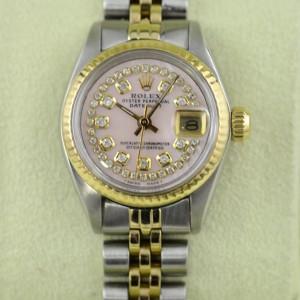 Rolex Lady Datejust 2tone Gold und Edelstahl