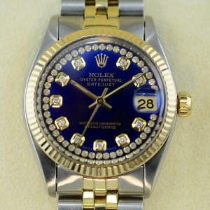 Rolex Datejust Lady 31 Stahl Gold, bicolor