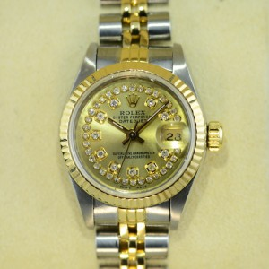 Rolex Lady Datejust Bi-color
