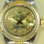 Rolex Lady Datejust Bicolor Gold und Stahl
